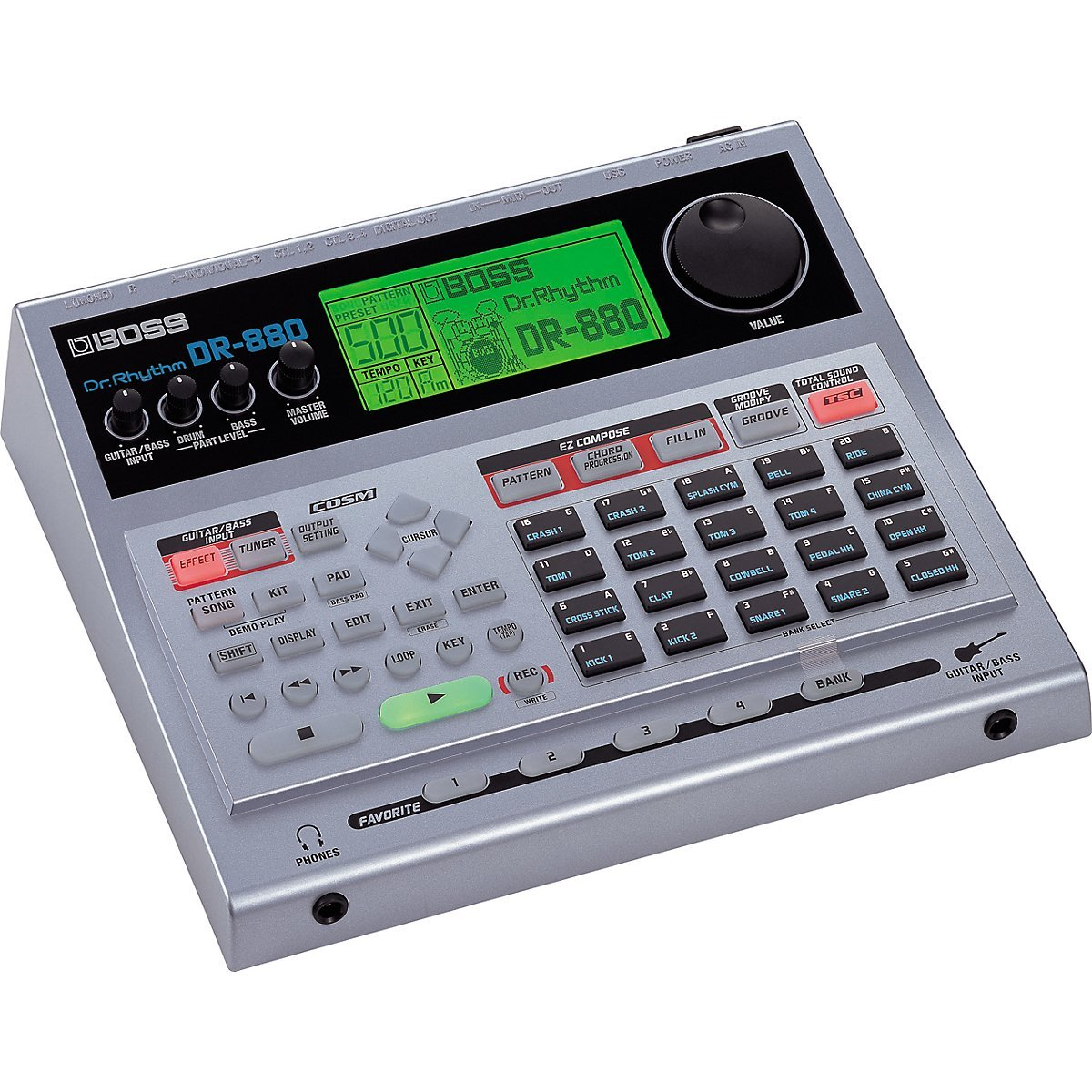 Boss DR-880 Drum Machines