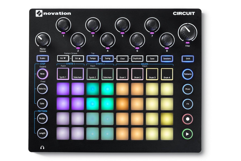 Novation-Circuit-Groove-Box_drum_machines