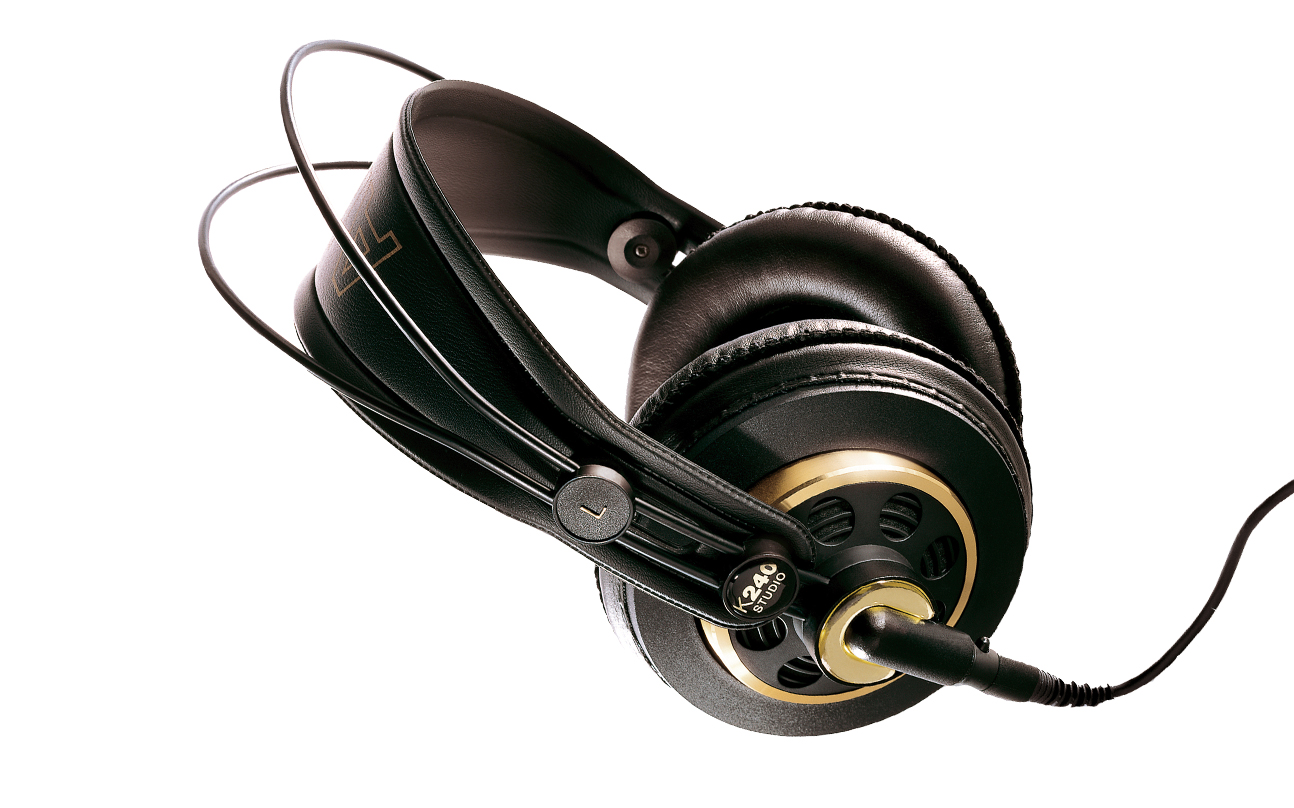 semi-open-back headphones