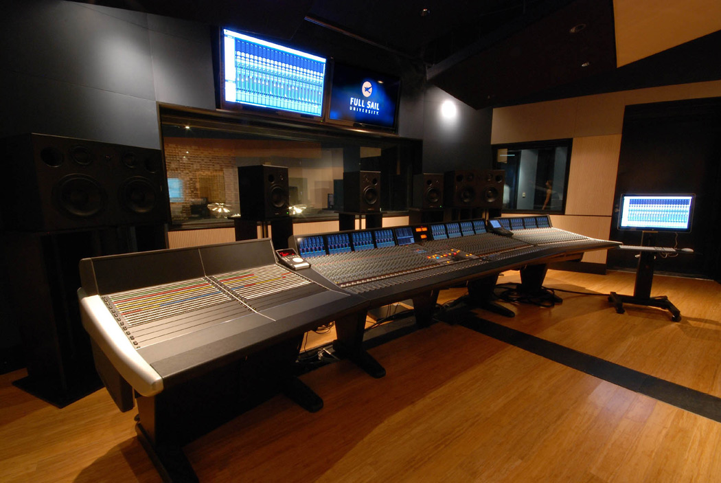Full Sail Audio Temple