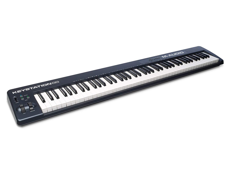M-Audio's Keystation 88 II