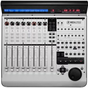 Mackie MCU Pro 8-channel Control Surface