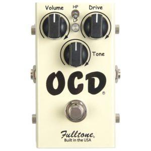 Fulltone OCD V2 Obsessive Compulsive Drive Pedal