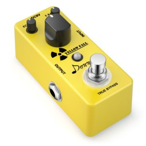 Donner Yellow Fall Vintage Pure Analog