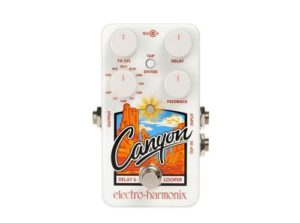 Electro Harmonix Canyon Delay