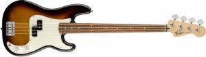 Fender 4 String Standard Precision Electric Bass Guitar