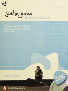 Justin Guitar's Beginner Course