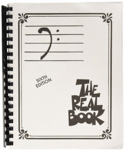 The Real Book by Hal Leonard