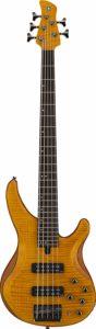 Yamaha TRBX605 5 String Flamed Maple Bass Guitar