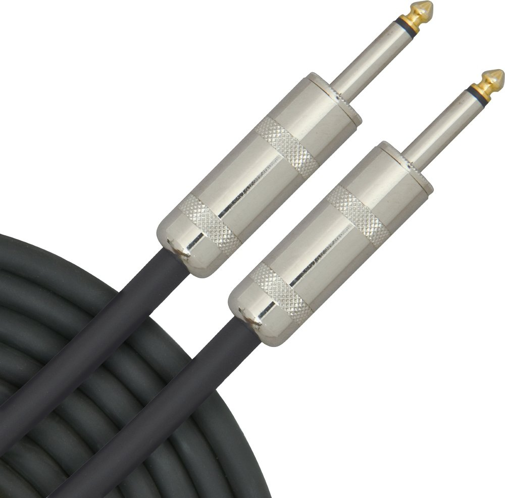 """¼"""" Speaker Cable ends"""