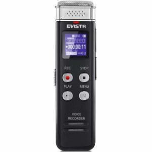 EVISTR Digital Voice Recorder