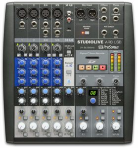 Presonus Studio Live AR8
