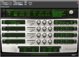 Xpand!2 in Pro Tools