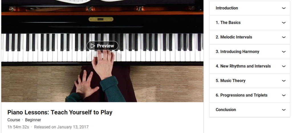 Piano Lessons: Teach Yourself to Play