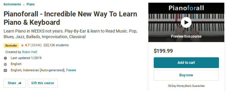 Pianoforall - Incredible New Way To Learn Piano and Keyboard
