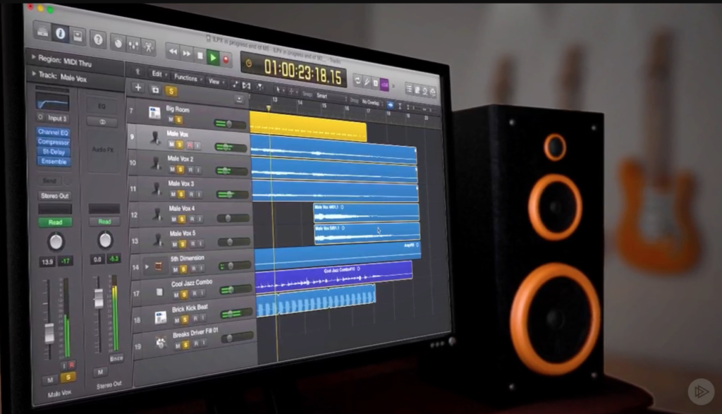Introduction to Logic Pro X by Pluralsight