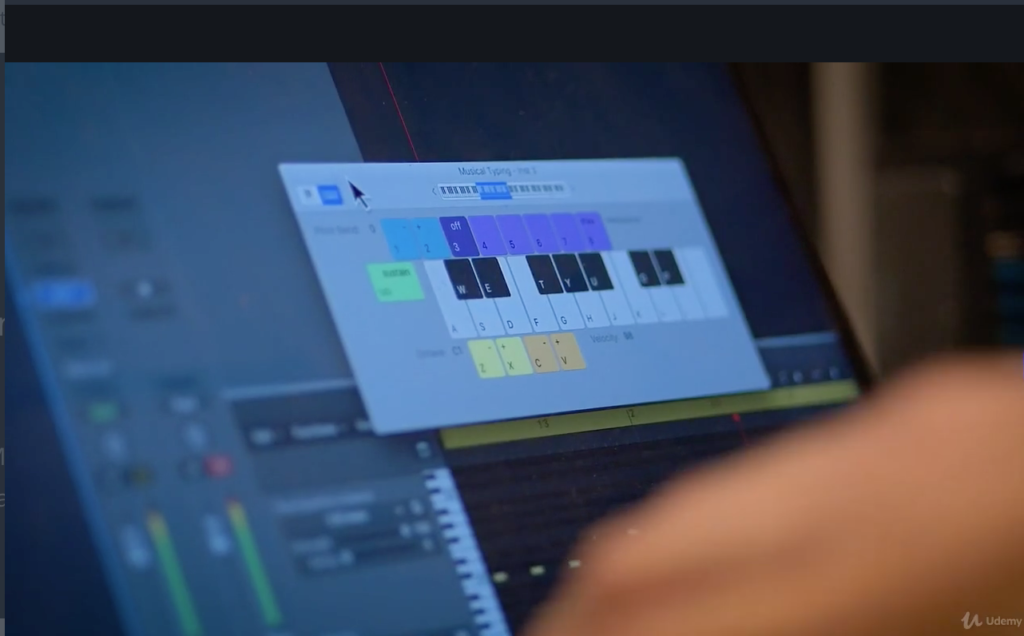 Songwriting in Logic Pro X for Electronic Music Production by Udemy