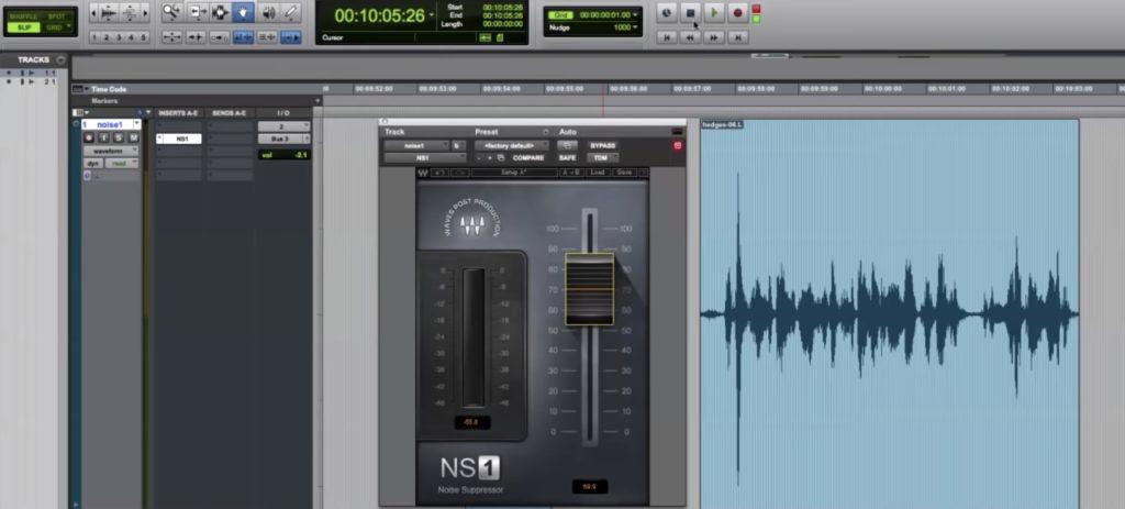 NS1 Noise Suppressor