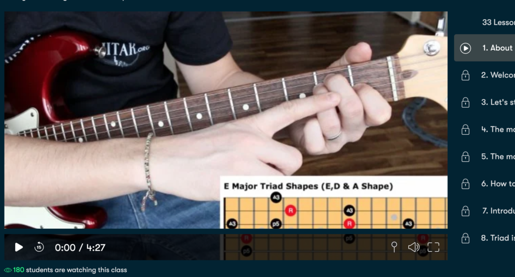 Music Theory 101 for Guitar by Henry Olsen