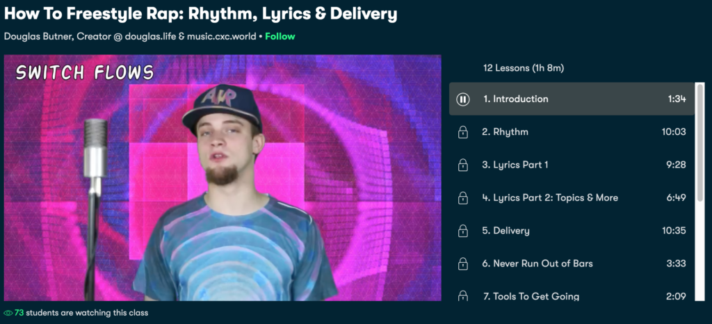 How to Freestyle Rap: Rhythm, Lyrics and Delivery