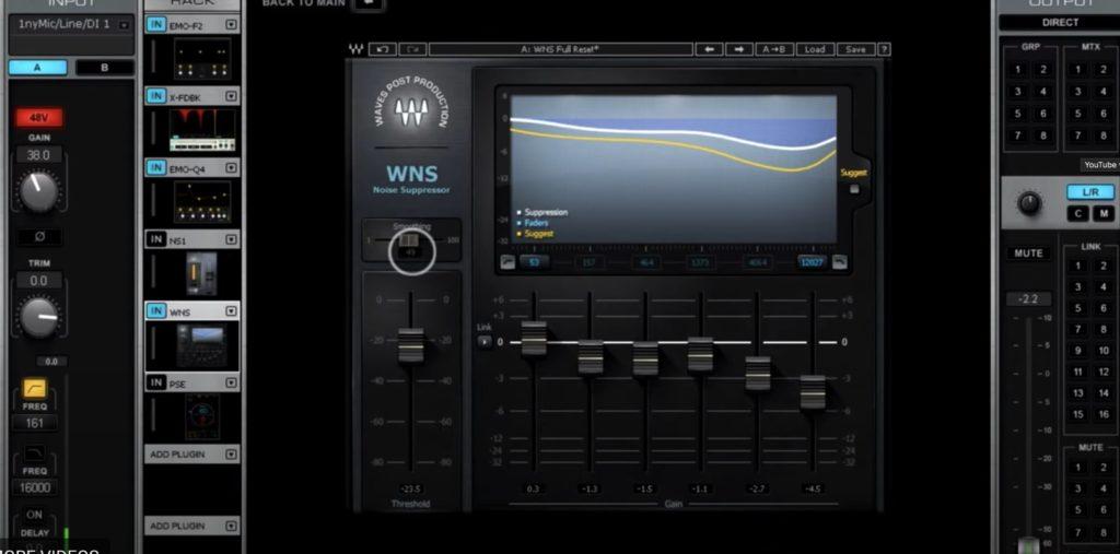 WNS Noise Suppressor