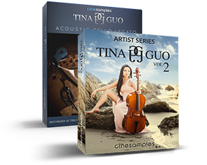 Tina Guo Cello by CineSamples