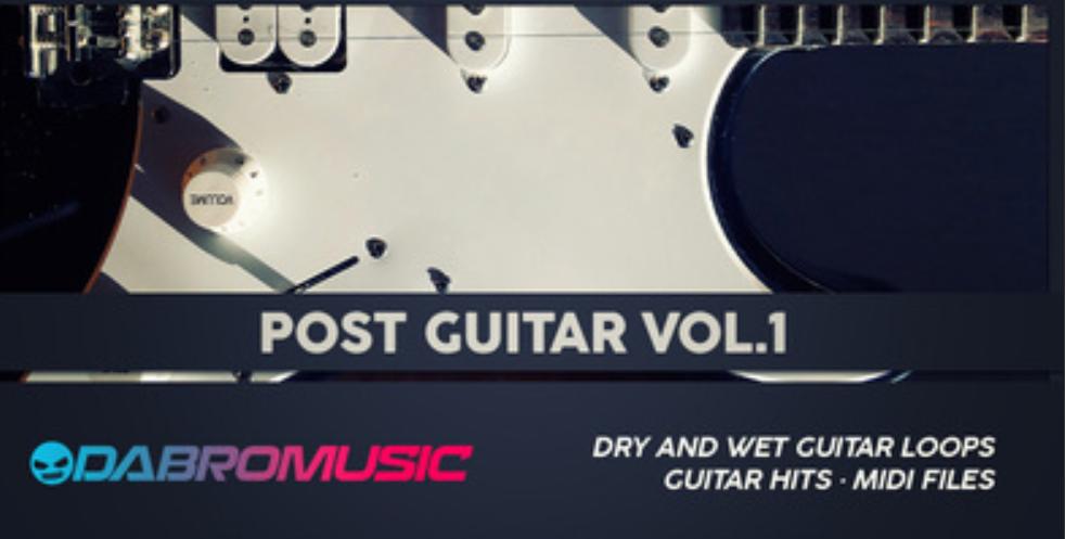 Post Guitar Vol. 1