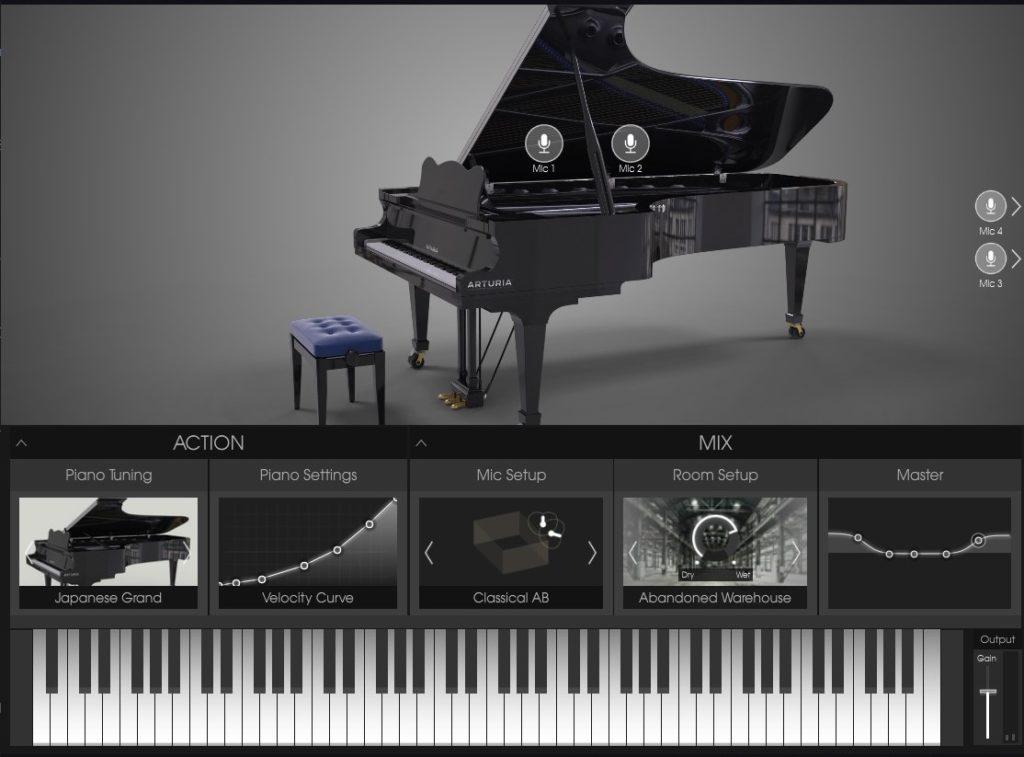 The Piano V