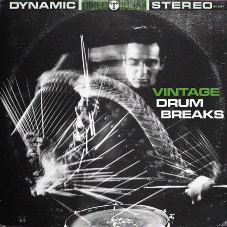 Vintage Drum Breaks from Touch Loops