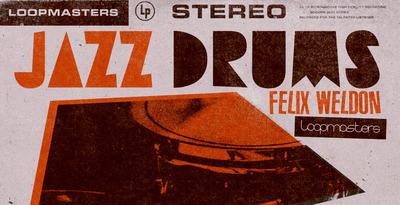 Jazz Drums from Felix Weldon