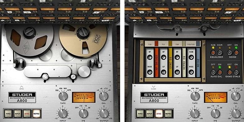 Studor A800 Multichannel Tape Recorder
