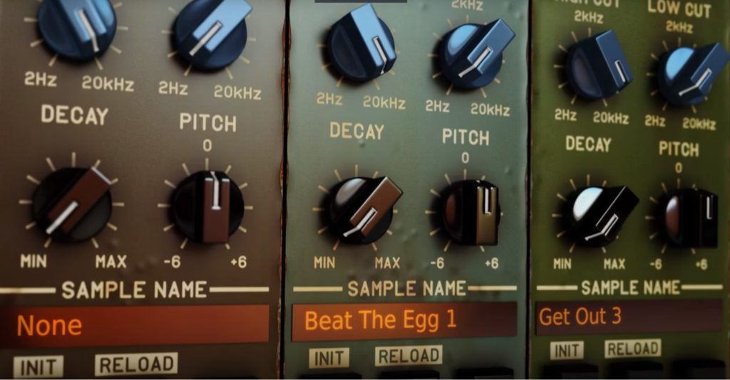 Samples and Presets