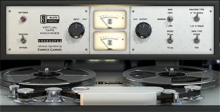 Virtual Tape Machine