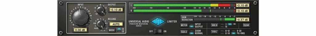 UAD Precision Limiter