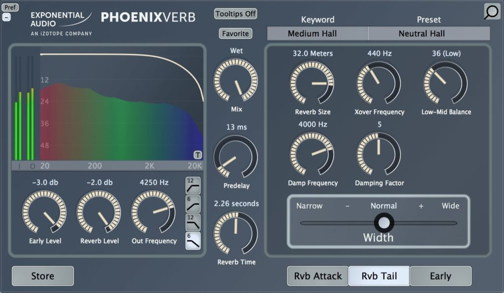 Phoenixverb by Exponential Audio