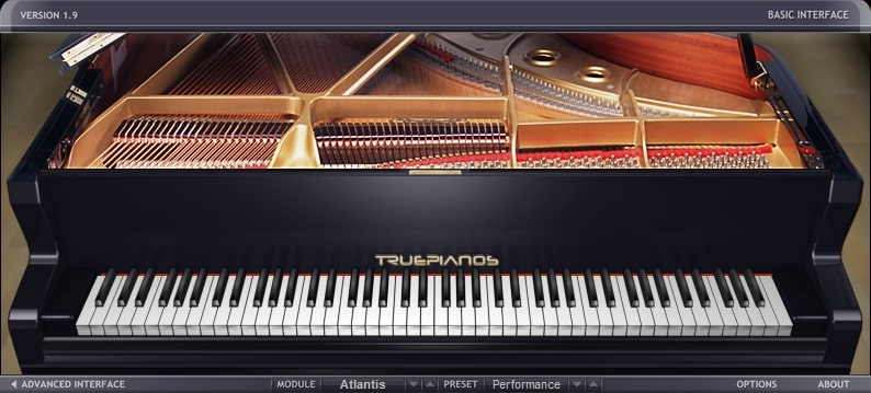 True Pianos