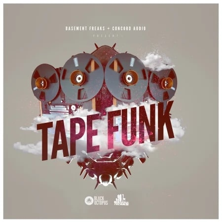 Tape Funk by Basement Freaks and Concord Audio