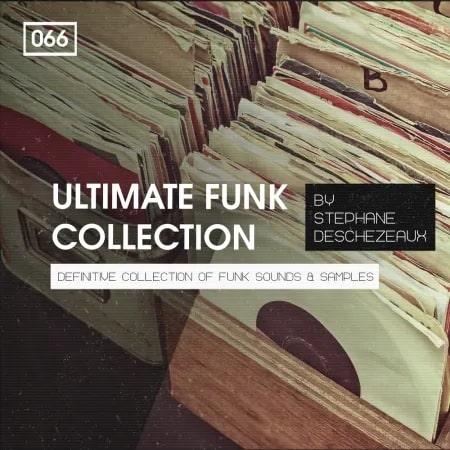 The Ultimate Funk Collection by Stephanie Deschezeaux