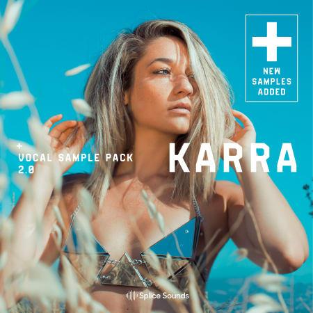 KARRA Vocal Sample Pack Vol. 2
