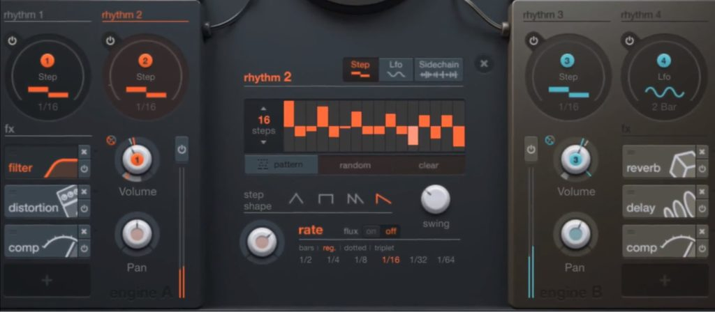 Movement Rhythm Engines