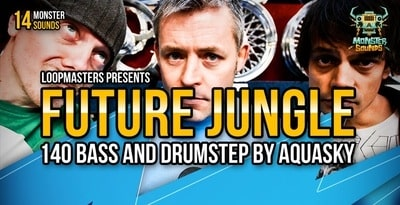 Future Jungle and Drumstep