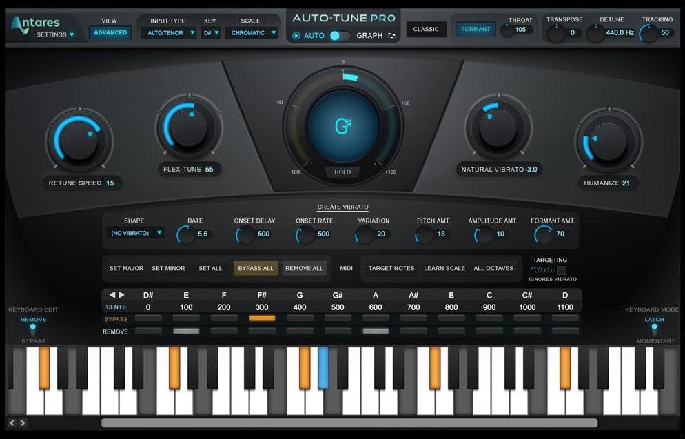 Auto-Tune Pro - Antares
