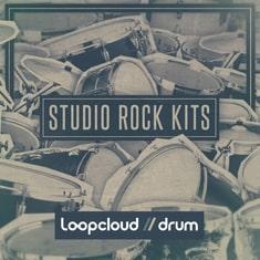 Loopcloud Drum - Studio Rock Kits - Loopmasters