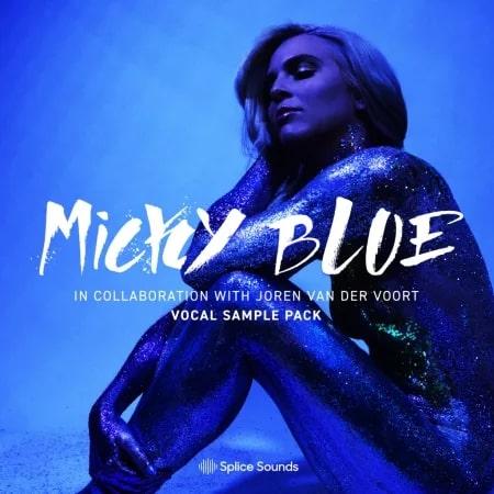 Micky Blue Vocal Sample Pack