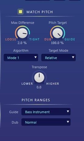 Match Pitch