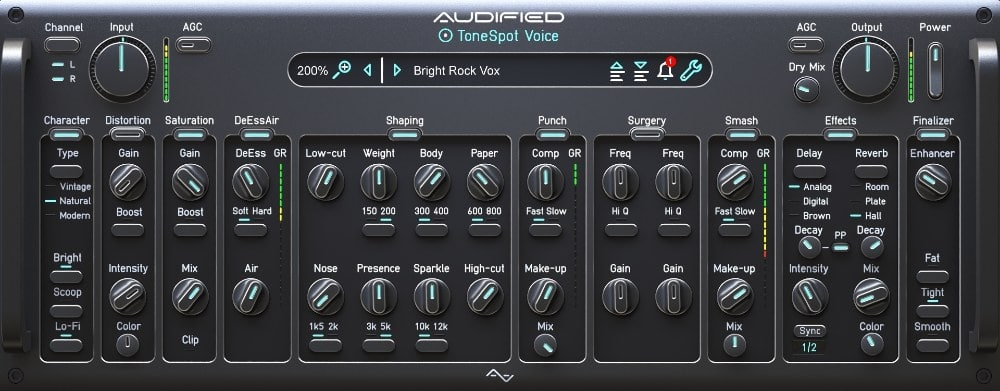 ToneSpot Voice Pro - Audified