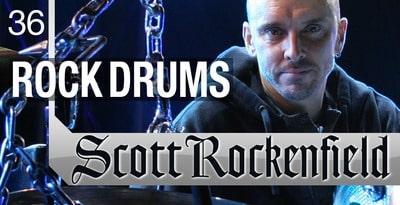 Scott Rockenfield Rock Drums