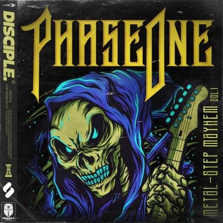 Disciple Samples Metal-Step Mayhem Vol. 1