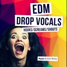 EDM Drop Vocals - Hooks, Screams And Shouts