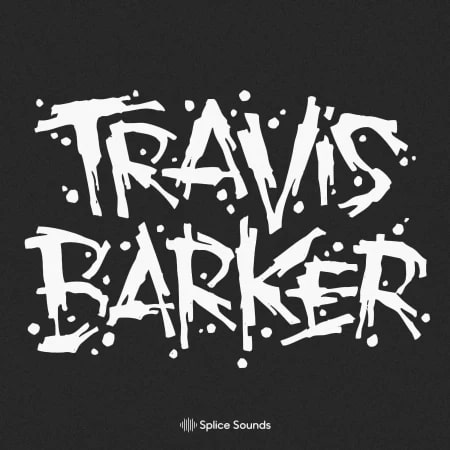 Travis Barker Drum Kit